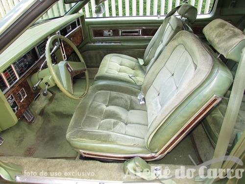 olsdmobile toronado 1979 v8 5.7 monocromático ateliê do carr