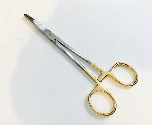 olsen heager porta agujas con tijeras 18 cm con (tungsteno)