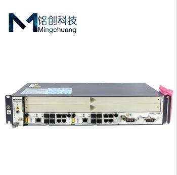 Olt Huawei Ma5608t 2xuplink 10g 1xmpwc Dc Homologada Anatel