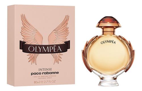 olympéa intense feminino eau de parfum paco rabanne 80ml