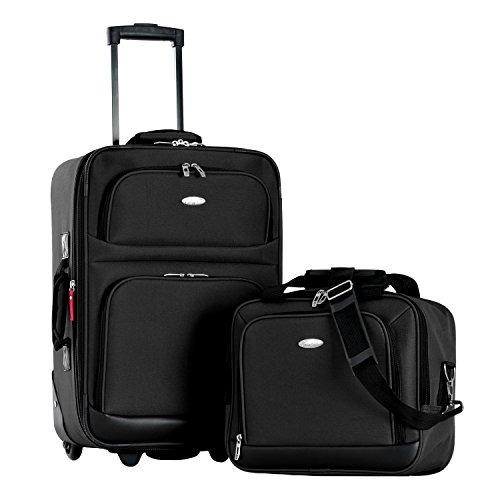 olympia voy a viajar 2 piezas de equipaje de mano de