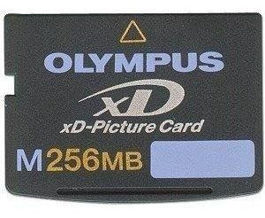 olympus 202025 m-256 mb xd picture card
