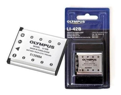 olympus baterias originales li-30 li-40 -li-70b