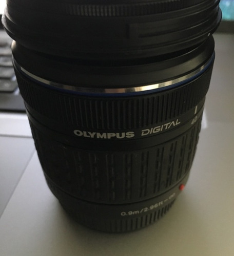 olympus digital 40-150mm exclente objetivo meses envio