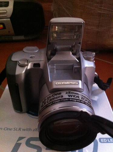 olympus is-50 reflex de un solo objetivo enfoque autom 35 mm