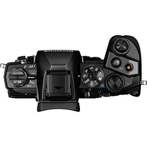 olympus om-d e-m1 cámara digital sin espejo con pantalla lcd