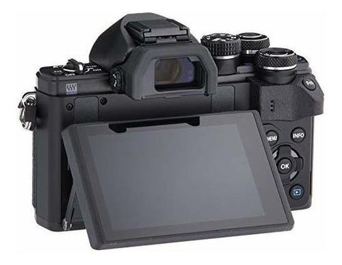 olympus om-d e-m10 mark ii mirrorless micro 4/3 cámara digit