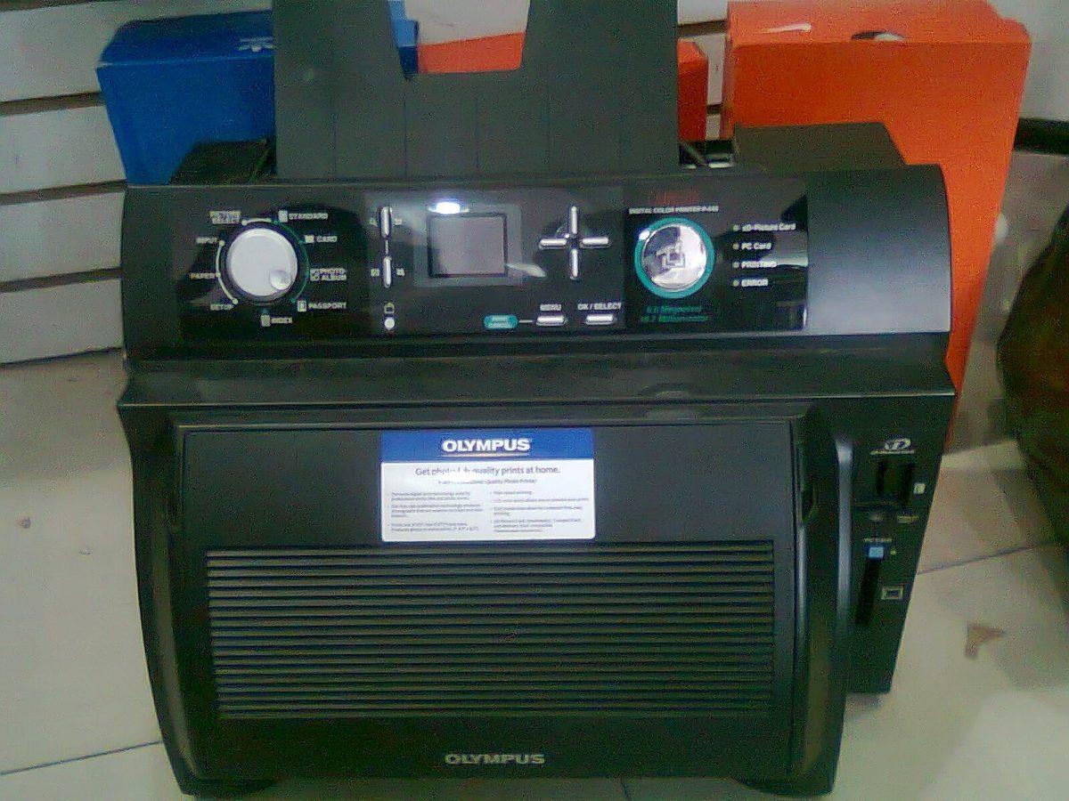 OLYMPUS P-440 printer Driver Download