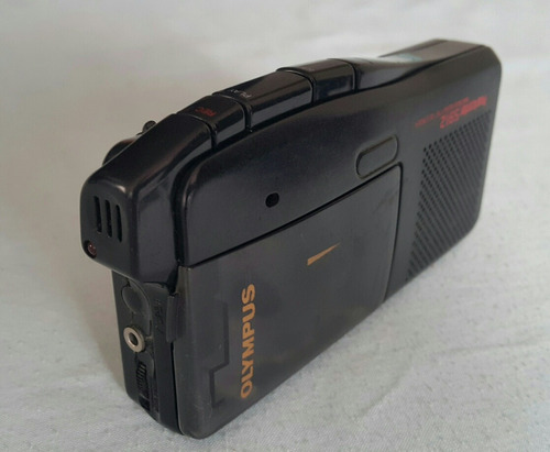 olympus pearlcorder s912 microcassette recorder