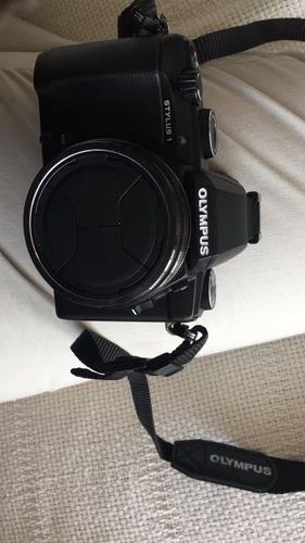 olympus stylus 1 con lente zoom 1 año de uso