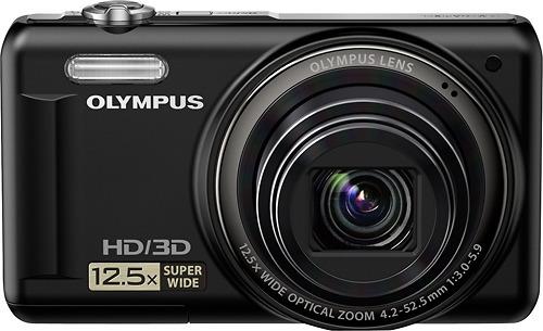 olympus - vr-330 cámara digital de 14.0 megapíxeles