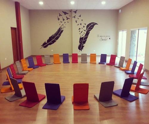 om sillas para meditar