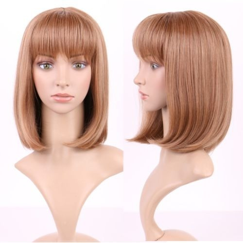 ombre pelo ondulado largo y rizado peluca largo completo