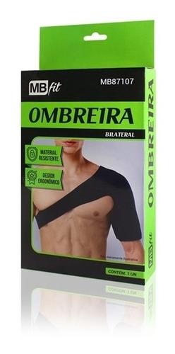 ombreira protetor ombro suporte bilateral ortopedica proteca