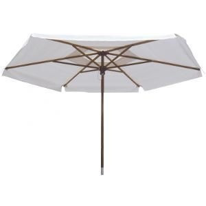 ombrellone bagum 2 mts armação em madeira
