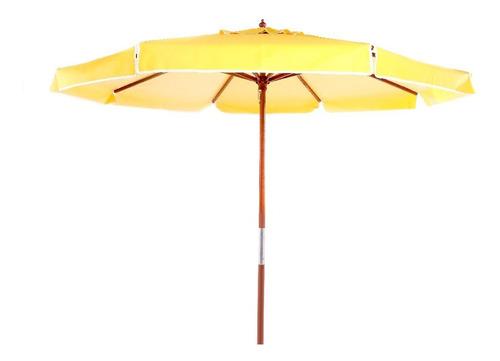 ombrellone bagum 2,40 amarelo