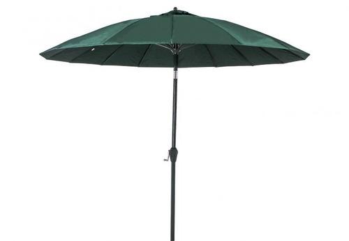 ombrellone chino 2,5m mult varetas fv artic. manivela vd
