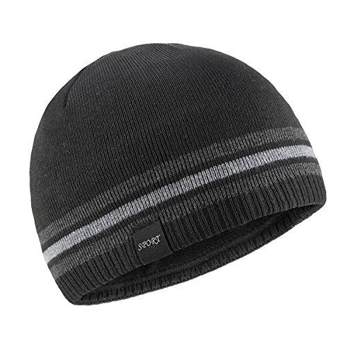 Omechy Sombrero De Gorro De Invierno Para Hombre Gorro De 9c2c241128a