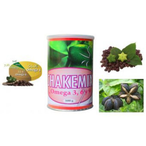 omega 3, 6 y 9 shakemix jivana (malteada)
