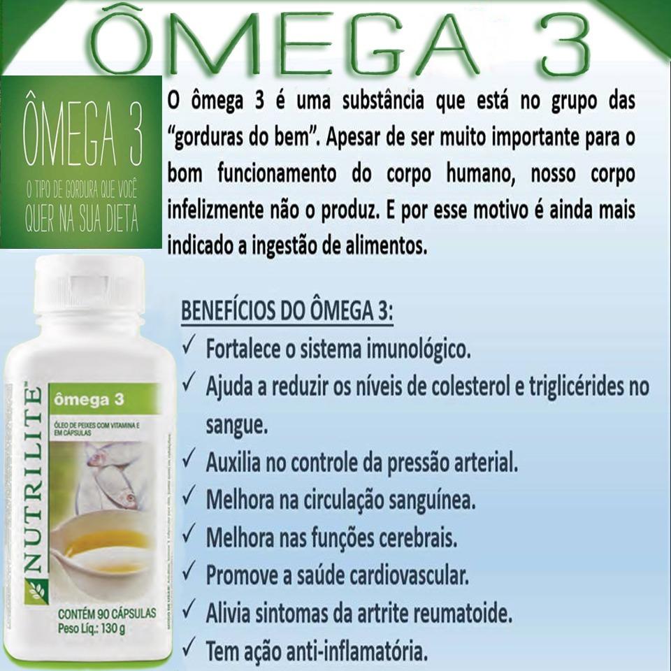 84945f3d2 Omega 3 90 Cápslas 100% Natural Importado Dos Estados Unidos - R ...