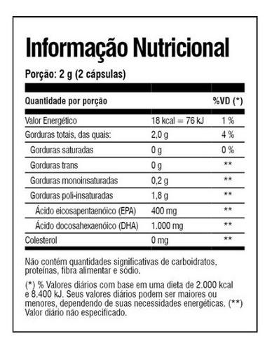 omega 3 ultra concentrado 60 cáps - poseidon -  iridium labs