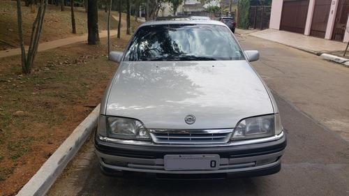 omega 4.1 sfi cd gasolina automático prata 98 com teto solar