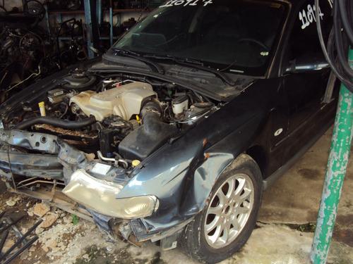 omega australiano 2001  sucata somente  peças sensor motor