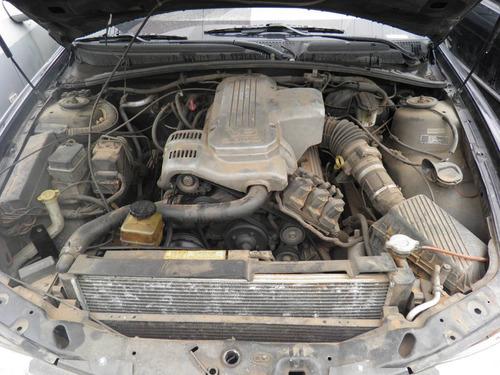 omega australiano 3.8 v6 12v 1999 a 2004 motor caixa sucata