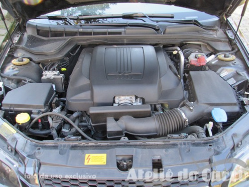 omega cd  3.6 v6 fittipaldi 15.000 km origin ateliê do carro