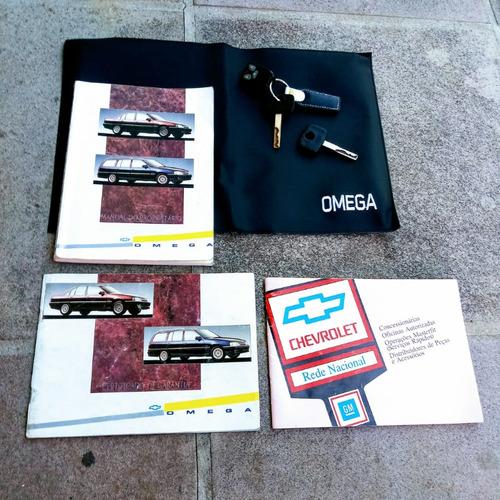 omega cd 4.1 1995 manual