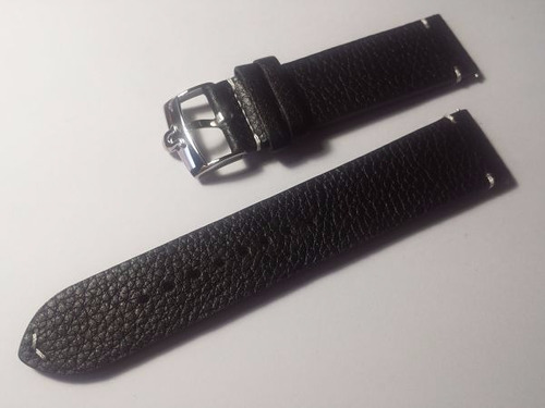 omega correa reloj 22mm cuero natural alternativa con envío