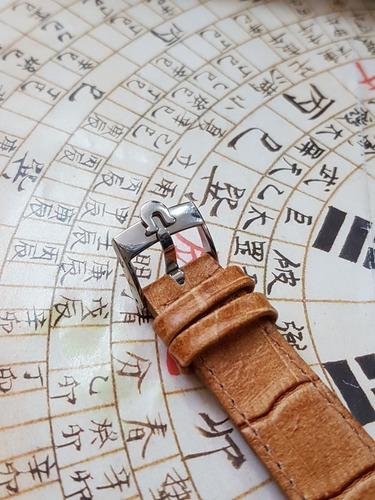 omega deville automático calibre 565 revisado pulseira nova