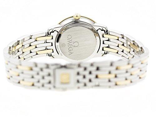 omega deville relojes suizos de cuarzo para mujer  (certifi