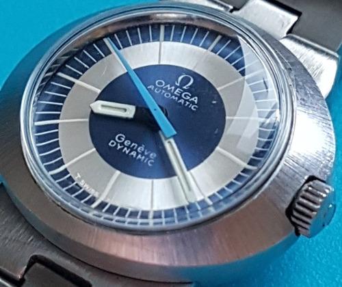omega dinamic 31 mm todo original e impecável
