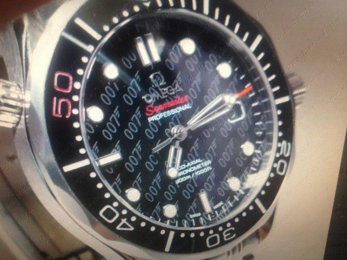 45645a40087 omega seamaster 007 50 anos. Carregando zoom.