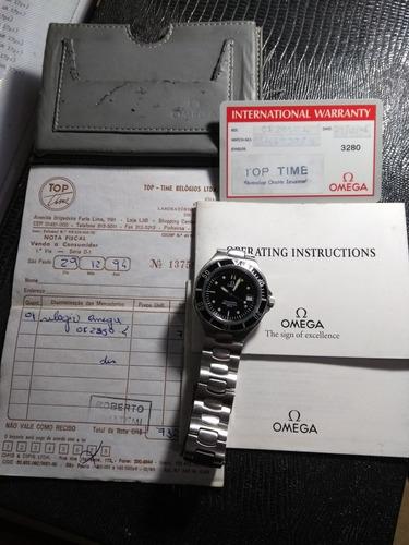 omega seamaster 200 professional ( pre bond)