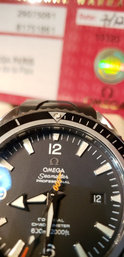 omega seamaster james bond casino royale 14 mil à vista
