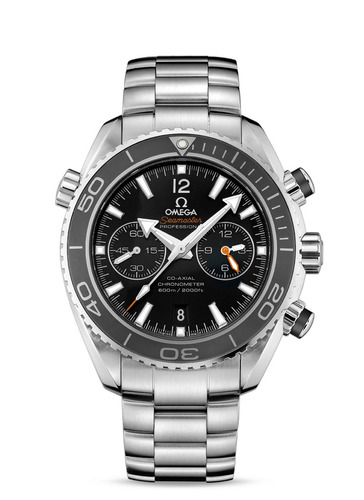 omega seamaster planet ocean chronograph 45.5 mm