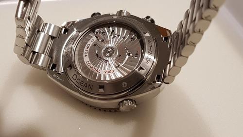 omega seamaster planet ocean chronograph 45.5 mm