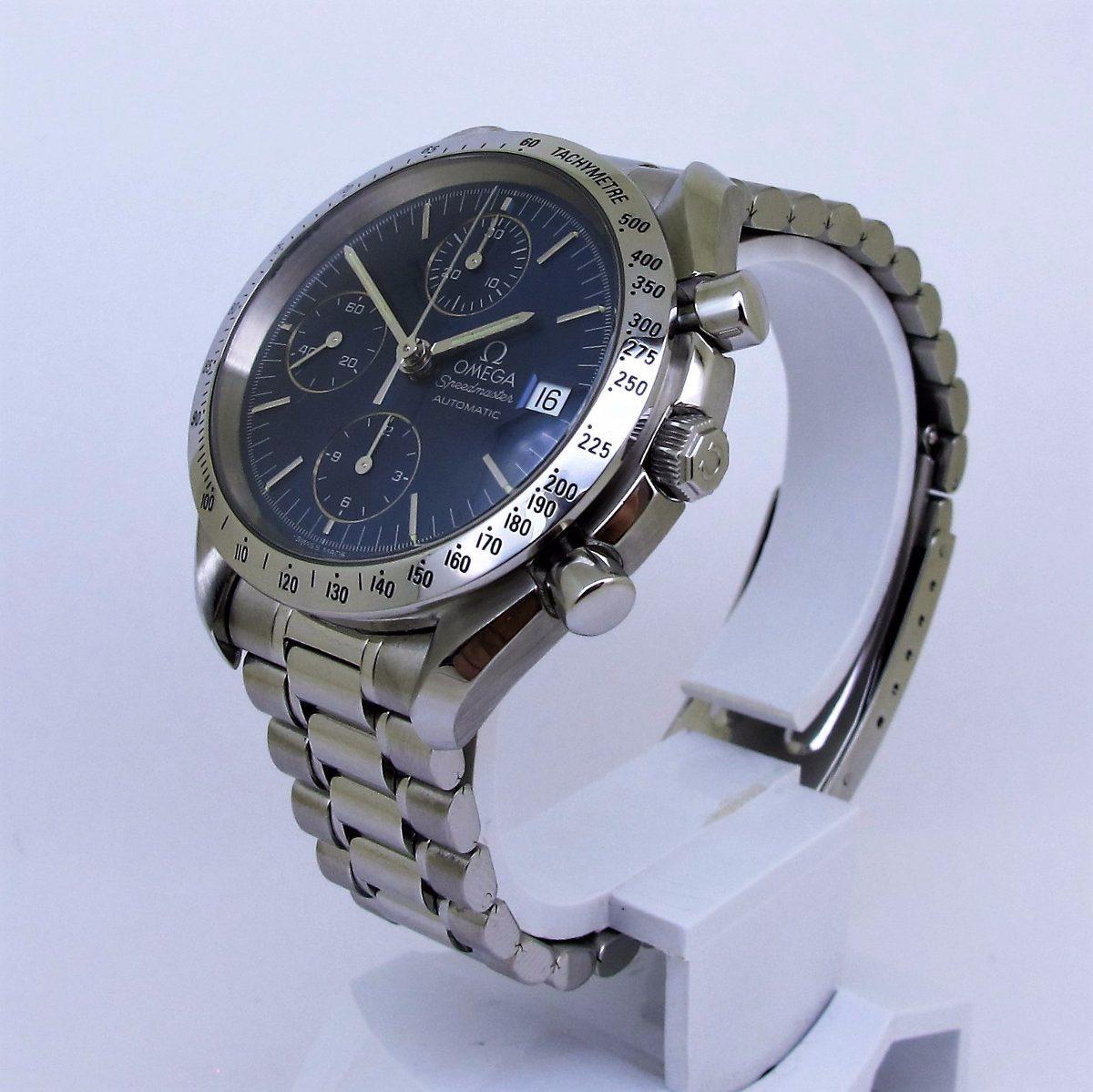 ce623182f48 omega speedmaster blue dial - 3511.80. Carregando zoom.