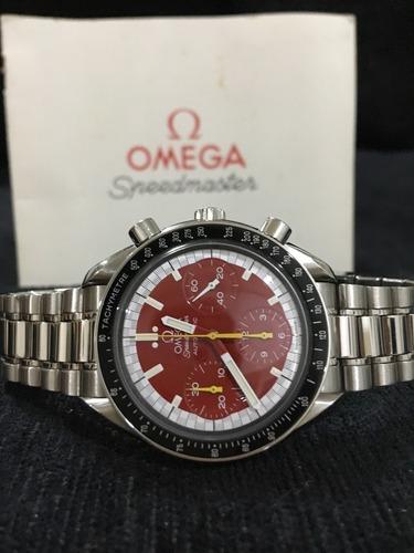 omega speedmaster peça de colecionador 1 único dono completo