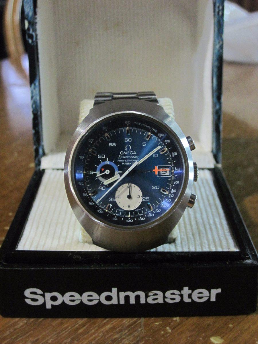 Omega Speedmaster Años 70