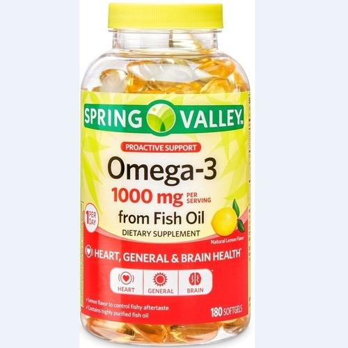 omega spring valley 1000mg