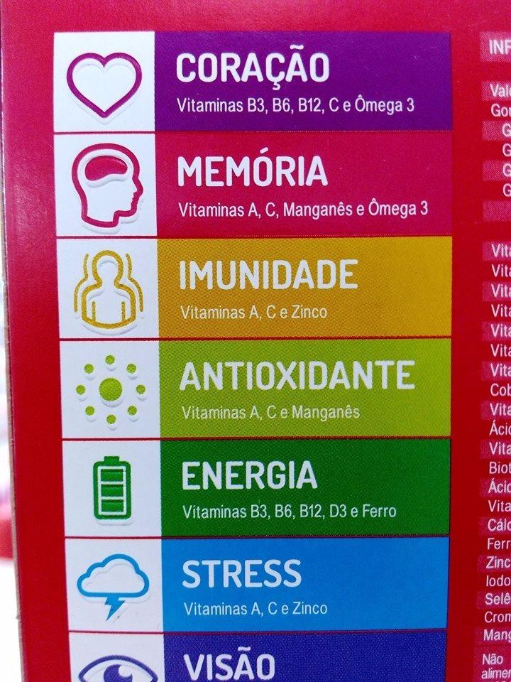 cc3a65db989ed Omegative Az - Vitaminas De A-z Com Omega 3 - 30 Cápsulas - R  39