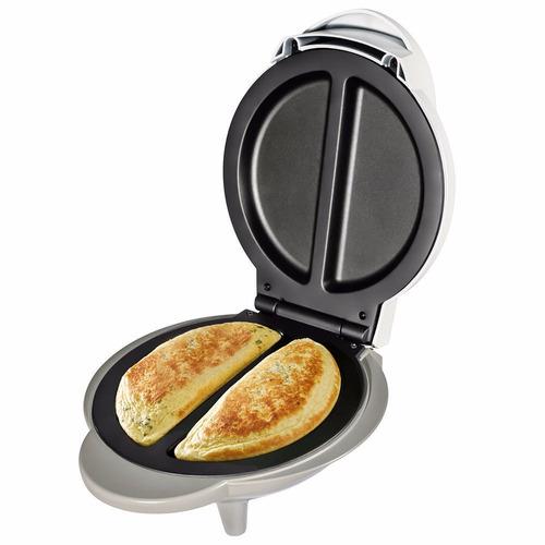 omeleteira + ovos pizza calzone egg cadence oml100 110v
