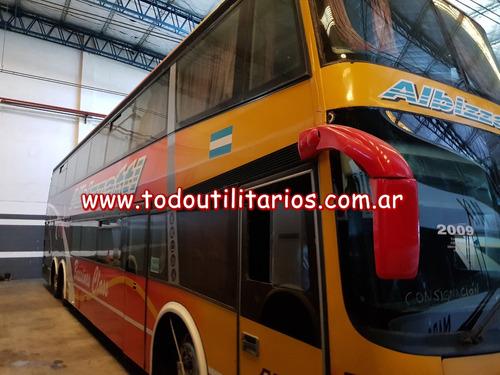 omnibus 2009 troyano 62 semi cama mb o500