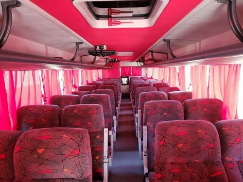 omnibus colectivo mercedes 500 2013 lucero con baño