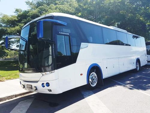 omnibus colectivo mercedes benz 500 2008 comil