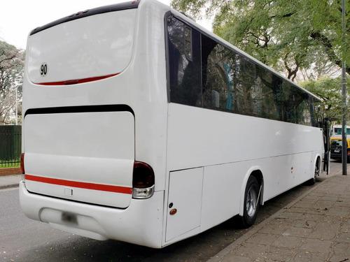 omnibus colectivo mercedes benz 500 2009 marcopolo