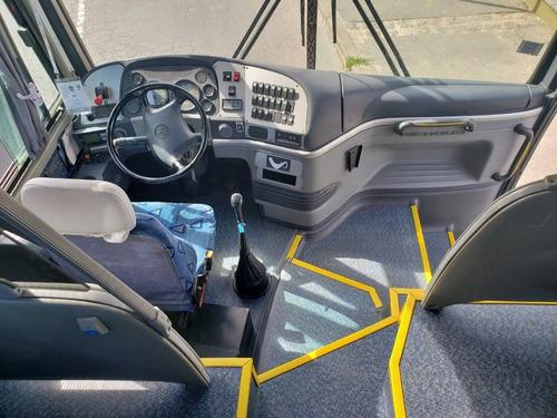 omnibus colectivo mercedes benz 500 2011 neobus